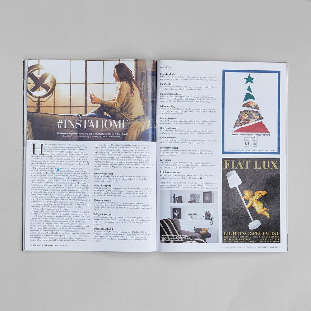 The Bristol Magazine, December 2016
