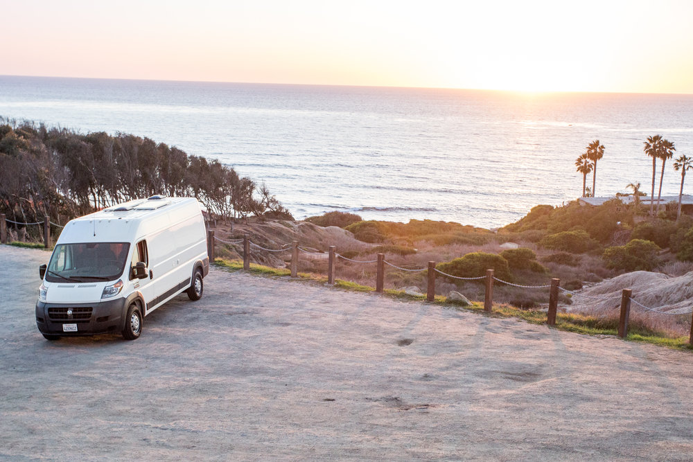 SD Campervans Rentals:  Camper Rental | Conversion Van Rental | California Van Camper Rental | Van Camper Rental | San Diego Rental Vans