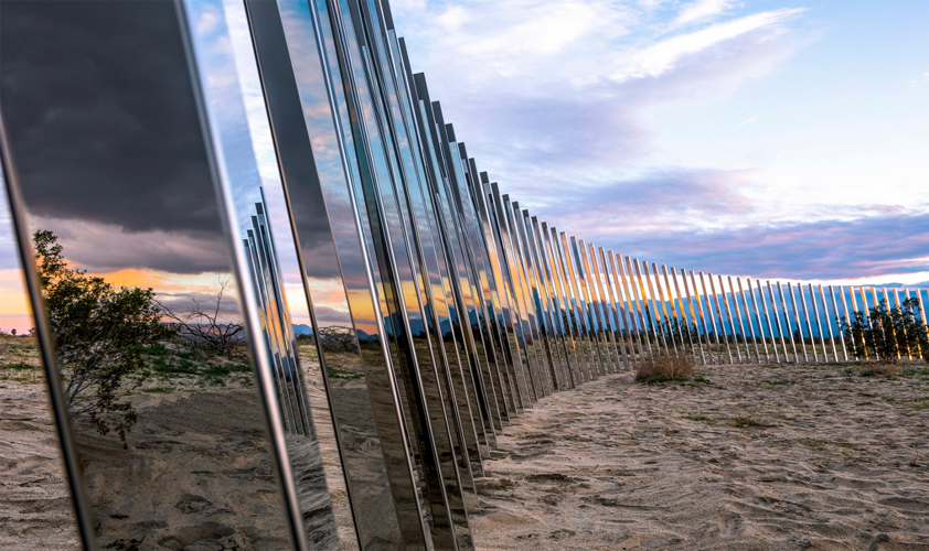 The Circle of Land and Sky by Phillip K Smith III
