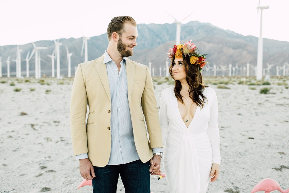 Palm Springs Wedding Planner