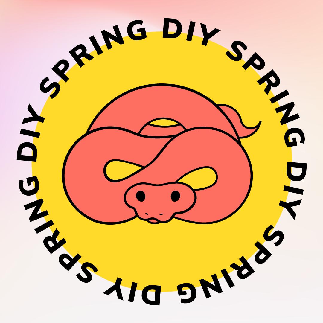 Events — DIY Spring 3: May 10-12 2019