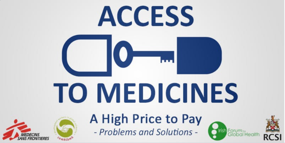 Access to Medicines Ireland Logo