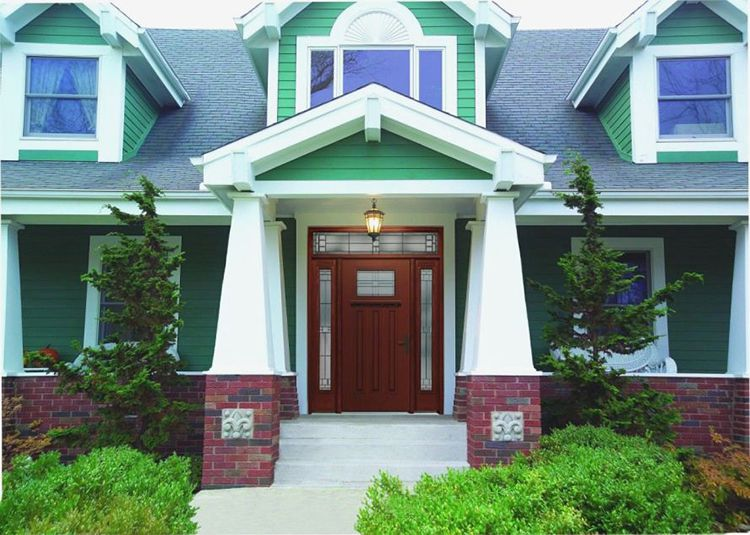 Blue Door Painting Blog | Exterior Painting Color Makeover