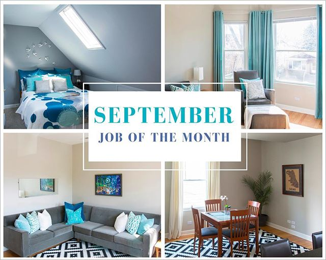 ✨ Selling your home? Check out our the most recent Job of the Month for tips on updating and staging to fetch a competitive price 🏠💰 —————————————————————— #bluedoorpainting #chicago #avondale #chicagopainter #chicagopainting #chicagobusiness #blogpost #interiordesign #interior #interiorismo #interior2you #home #homedecor #homesweethome #homestaging #homeselling #bedroomdecor #bedroom #benjaminmoore