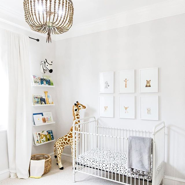 👶🏼 Babies are receptive to everything around them - including colors on their nursery walls. Check out our tips on the blog to pick perfect color for your little one's room 😍 —————————————————————— #bluedoorpaintinginspiration #nursery #nurserydecor #nurserydesing #babyroom #babyroomdecor #chicagopainter #chicagocontractor #interiorpainting #minimalism