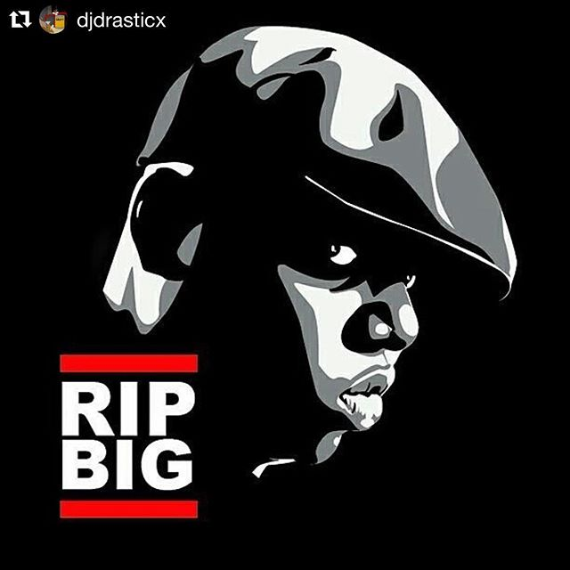 RECOGNIZE. REMEMBER. #RIPBIG @djdrasticx  on @vibe927miami  came through w/ that tribute mix on the radio today 💪🔥 . #Repost @djdrasticx with @get_repost ・・・ Tune in to @vibe927miami at 7 tonight! I dug deep and found mad Biggie gems to drop in my tribute mix! #RIPBiggie Greatest of all time!  #repost @vibe927miami #RIPBIG Our tribute to the late, great #BiggieSmalls starts bright and early this morning and continues throughout the day! #Biggie left behind an incredible legacy in #hiphop and is one of very few rappers widely considered to be the greatest of all time. . #hiphop #hiphoplegend #legend #march9 #eastcoastrap #kingofny #thenotoriousbig #classichiphop #90shiphop #goodmusic #history