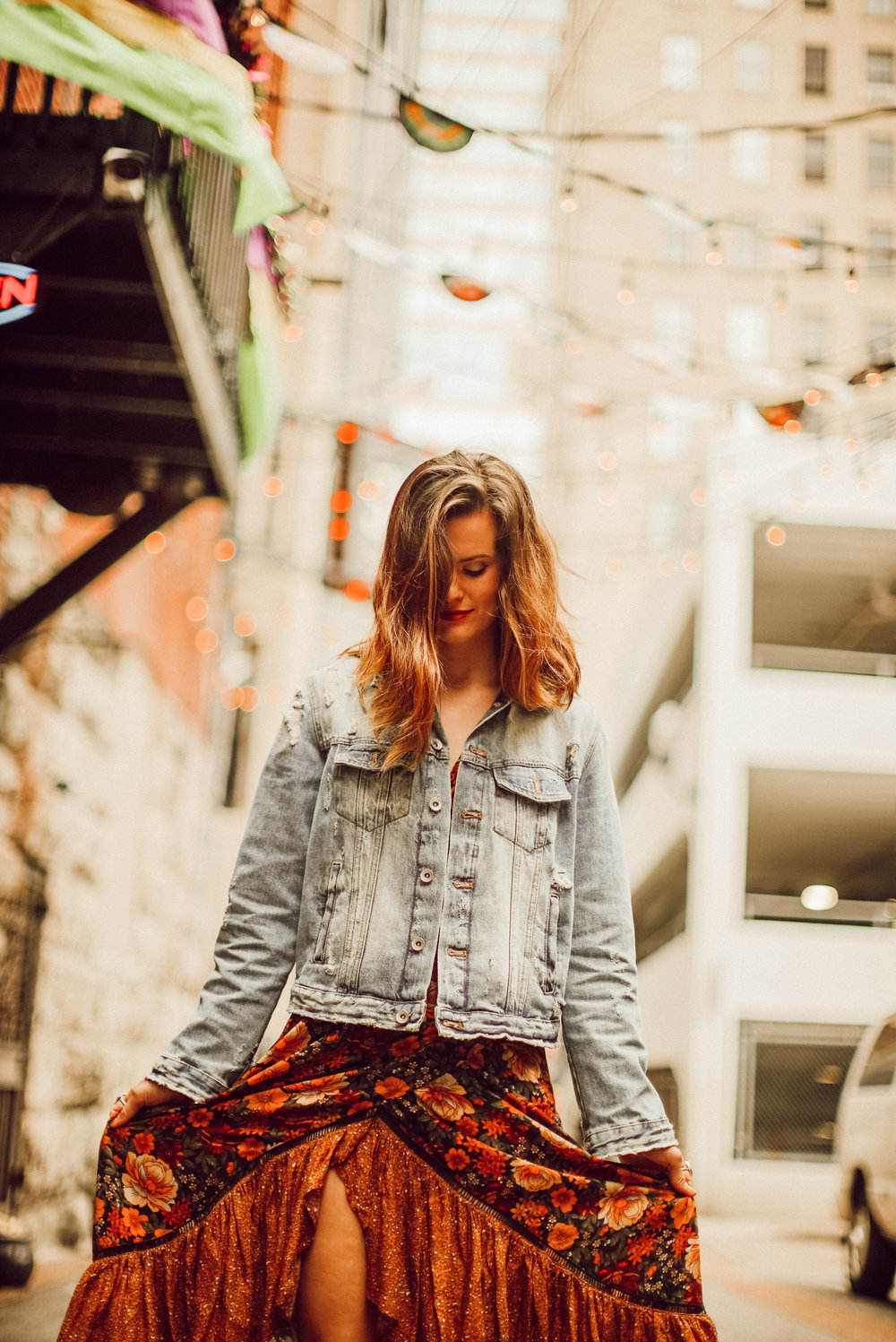 Spring Style // Bohemian Fashion // Lifestyle // 5 Tips for Spring Style // Free People // Blogger // Outfits