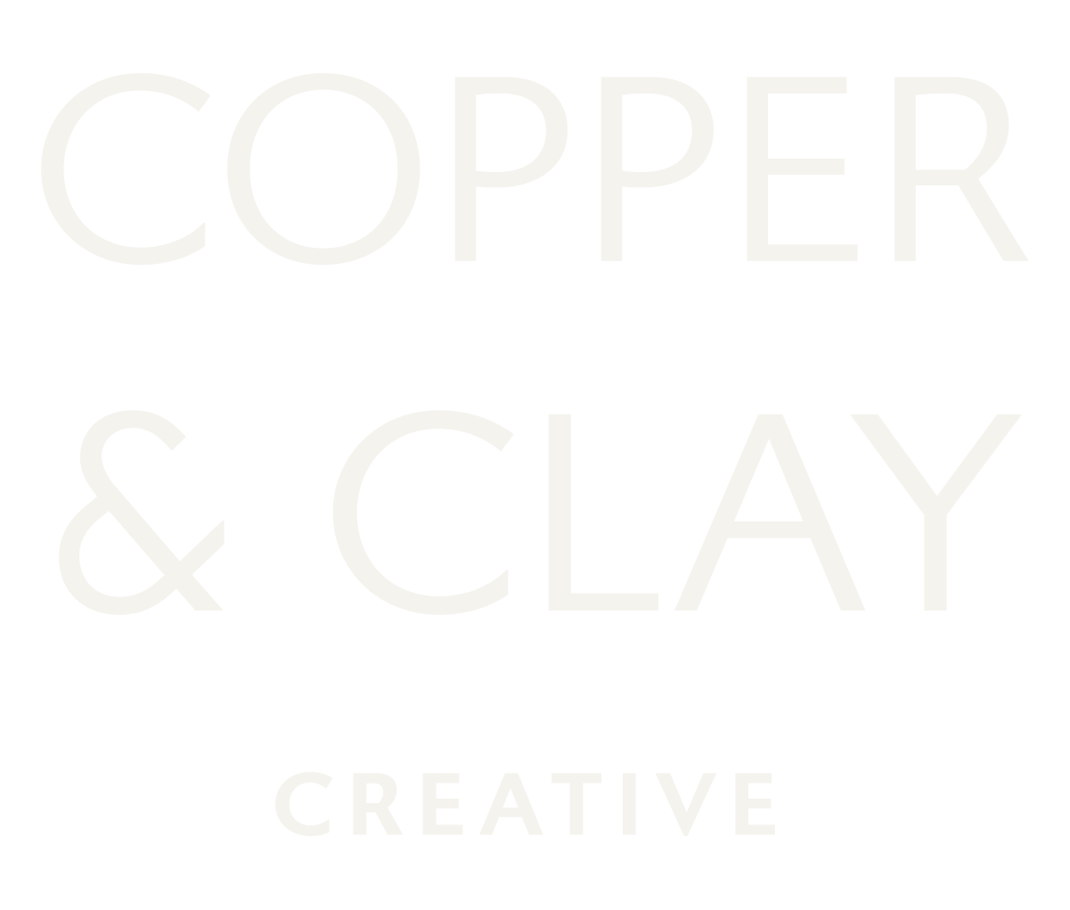 Copper & Clay