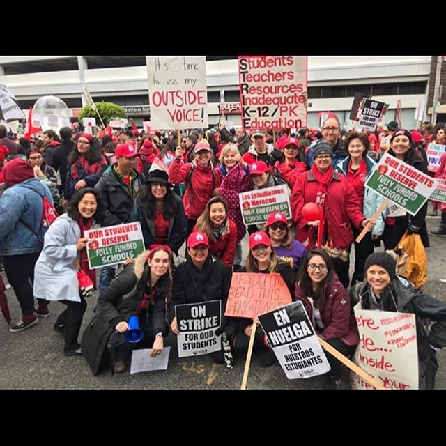 BME Films proudly supports the teachers on strike in Los Angeles!  #utlastrong #lausdstrike @utlanow