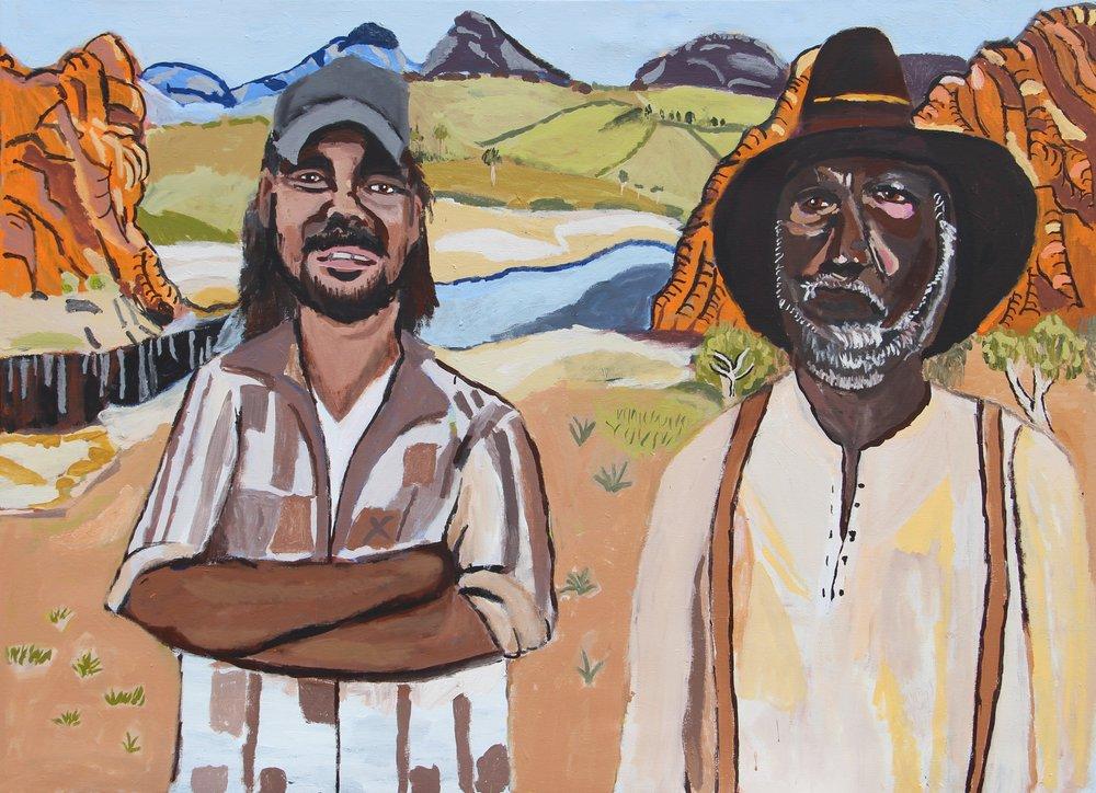 Vincent Namatjira 167x122cm.JPG