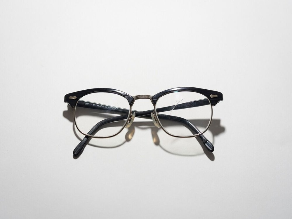 Glasses used in Malcolm X
