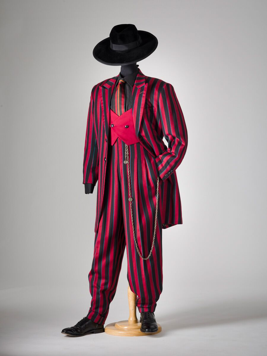Costume from Malcolm X