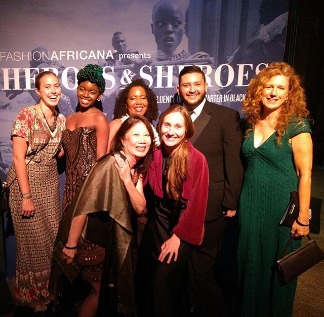 #tbt to the grand opening gala of Heroes & Sheroes at the Heinz History Center! Here are some of our incredible volunteers who worked on the exhibition - we couldn't have done it without them! ❤️