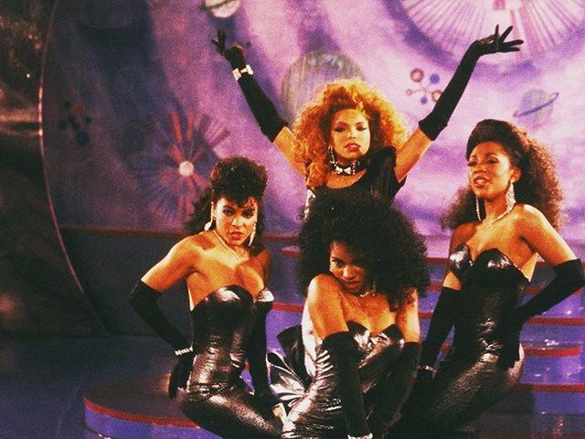 #TBT Costume Designs from the film, School Daze. Directed by @SpikeLee in 1988. . . . . . #costumedesign #costumedesigner #blackfilm #schooldaze