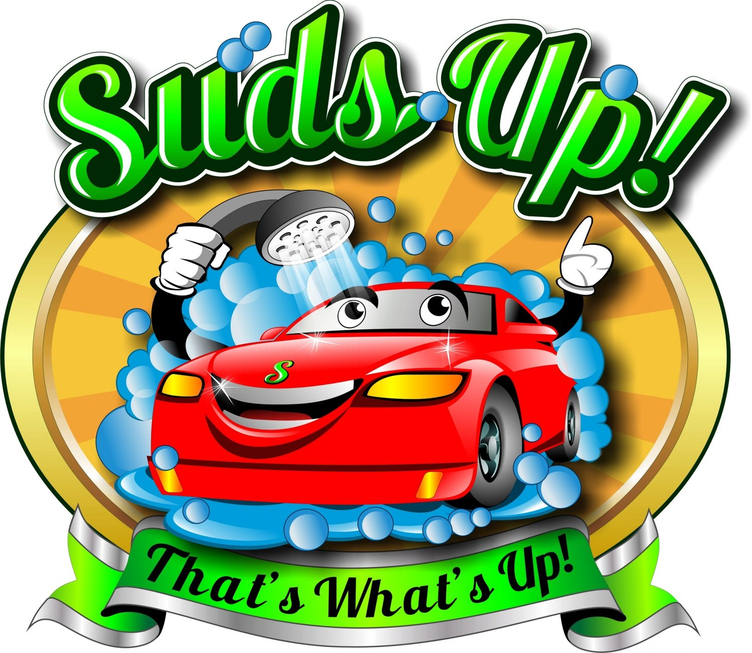 Suds Up Car Wash
