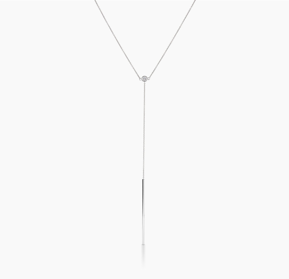 Copy of Lariat Bar Classic Necklace