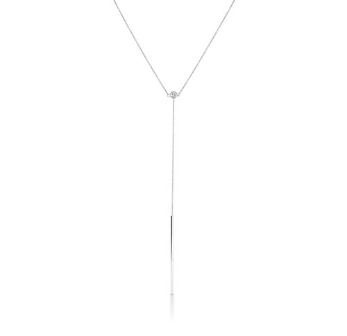 LARIAT BAR CLASSIC - Sustainable luxury is modern luxury with this new take on the classic lariat silhouette, 14K reclaimed solid gold for strength and daily wearability.$1,550