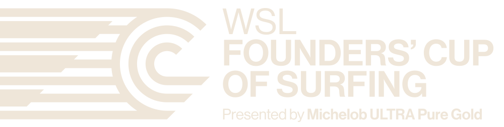 WSL Founders' Cup of Surfing Presented by Michelob ULTRA Pure Gold