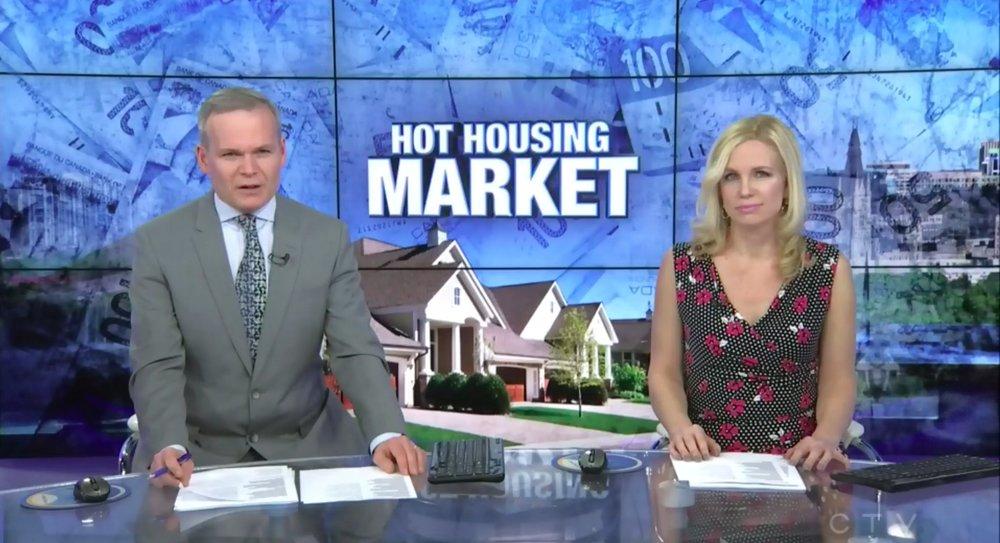 Ottawa Hot Real Estate Market