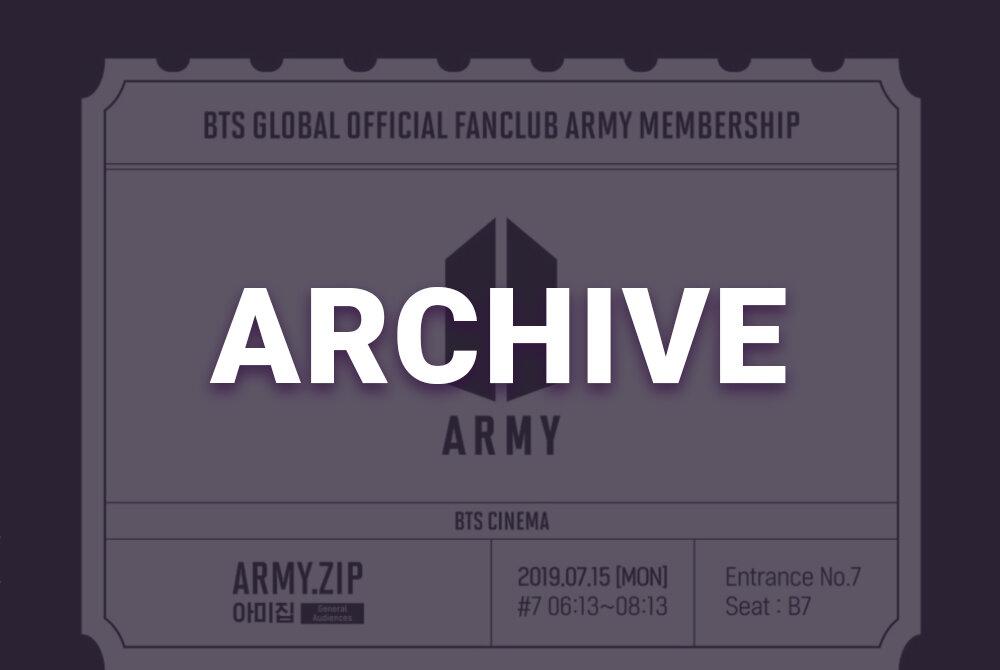 BTS Official Global Fanclub Membership — US BTS ARMY