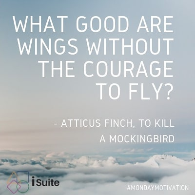 Some #mondaymotivation to start off the week never goes amiss. Today's quote feels especially apt as this week marks that start of the @apscoaustralia #networking events and travelling all around Australia. Our MD, Dianne Gibert, and iSuite Services Manager, Alicja Gardini , will be present at many of the events in the coming weeks. It's not too late to register your attendance! We look forward to seeing you there!