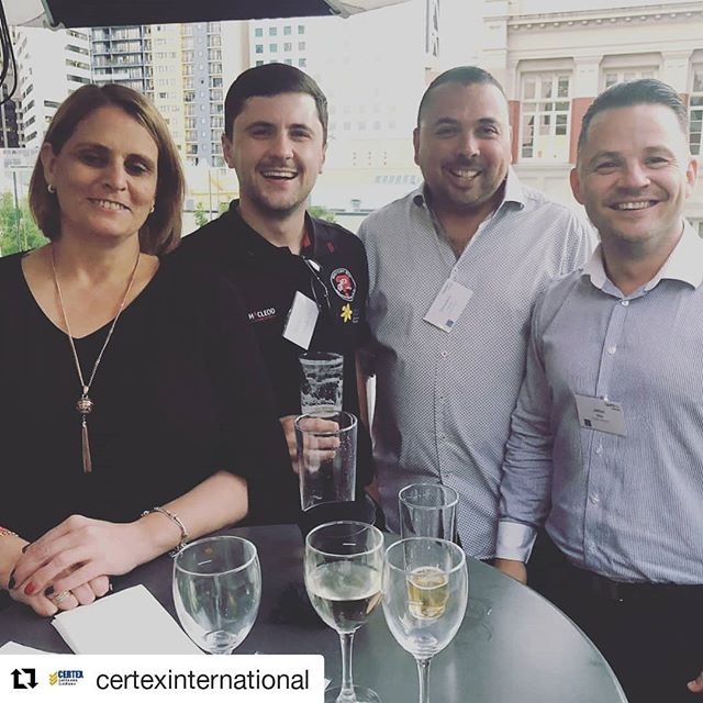 #Repost @certexinternational ・・・ More photos from the APSCo Australia #networking event in #Perth last night! It was a great night and we're pleased to be attending all the events across Australia over the coming weeks. Thanks to those who attended in Perth and it's not too late to register for the #Adelaide event #tonight that we're sponsoring.