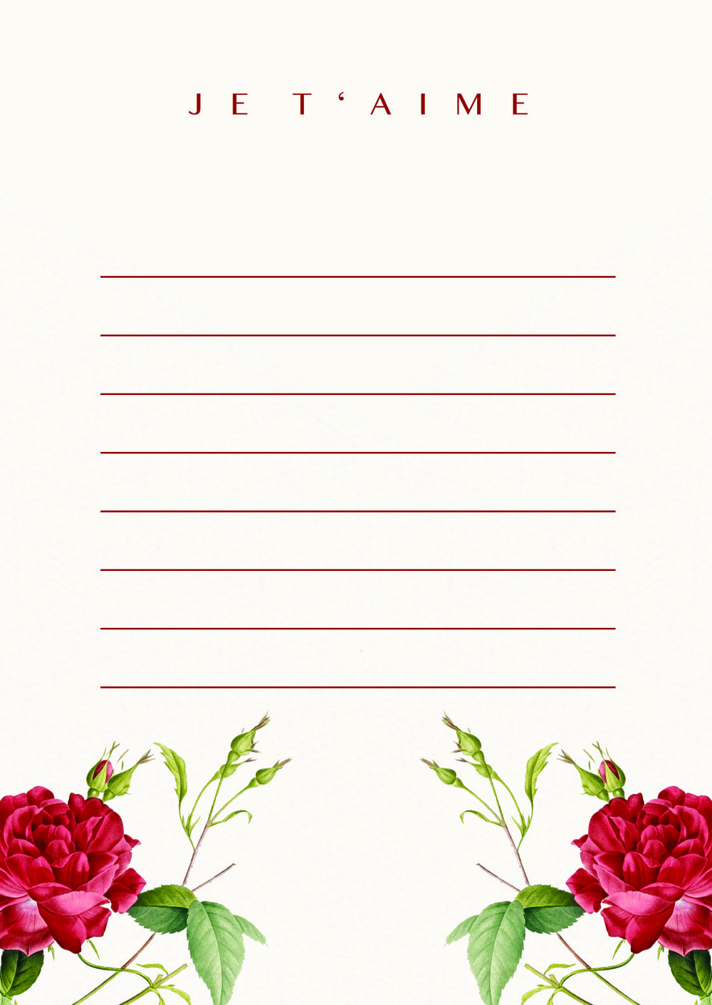 RUNWAY SCOUT MOTHERS DAY NOTE CARDS