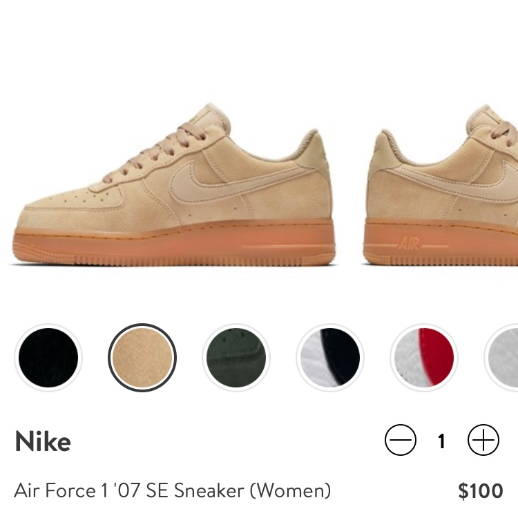 1524b46ba35 The 13 Coolest Items From The Nordstrom X Nike Shop... GO! — E IS MY ...