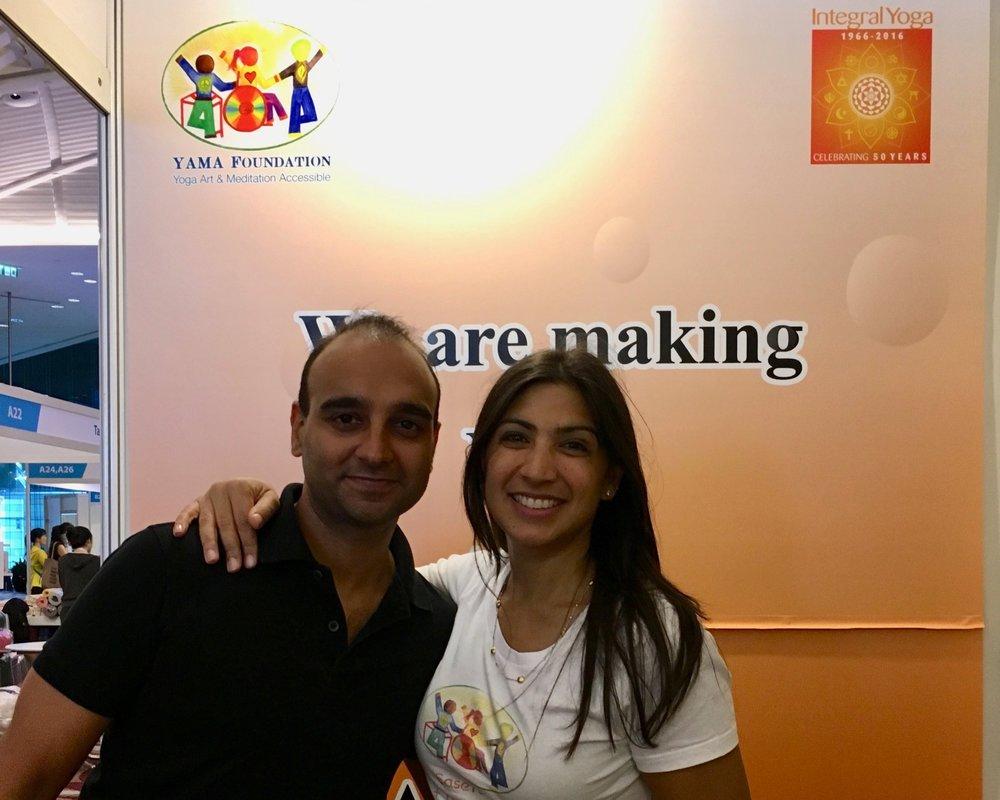 Founders: Shaman & Hersha Chellaram