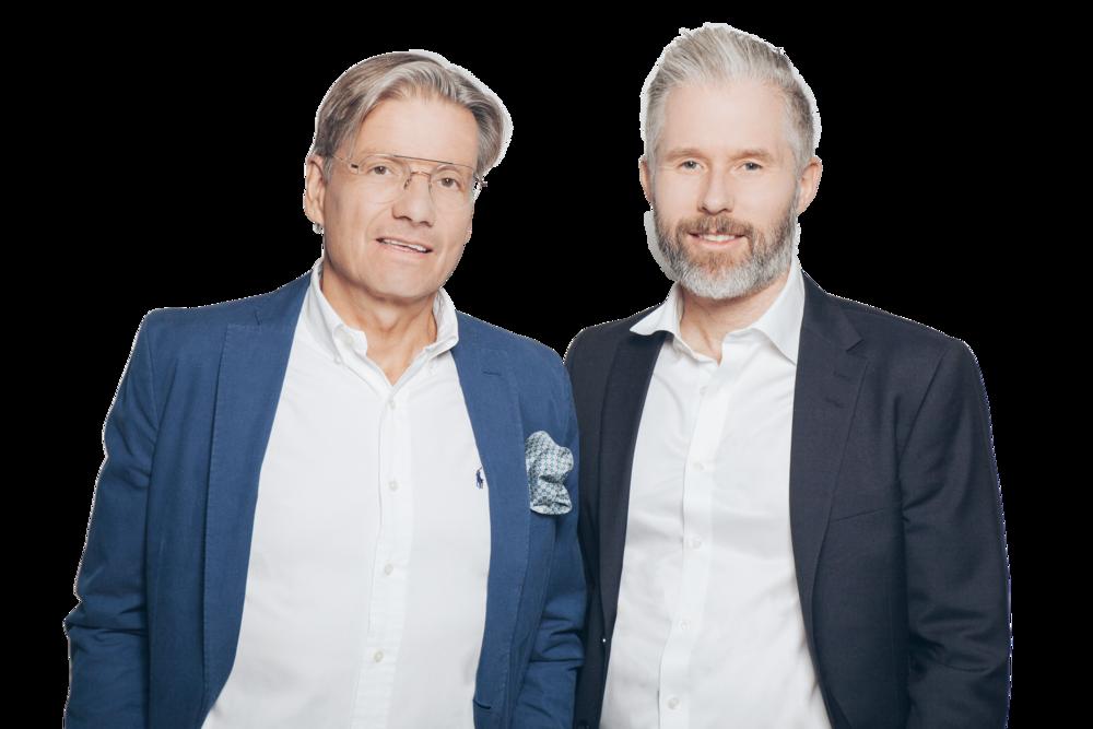 Ove Fondberg & Patrik Wincent (Transparant) - Fondberg & Wincent
