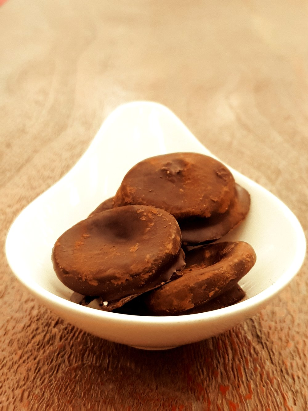 Healthy Chocolate Figs