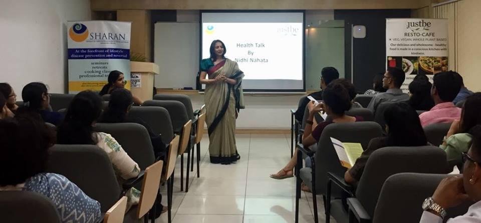 Health Talk at Times of India, Bangalore