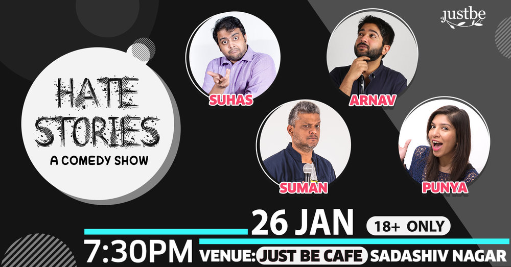 Hate Stories - A Comedy Show
