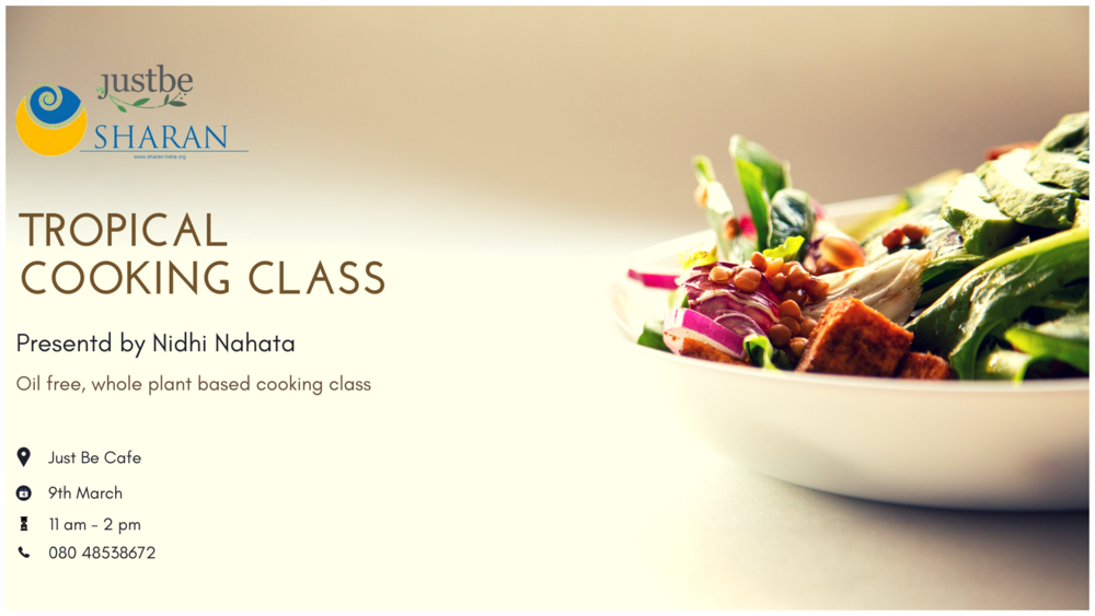 Tropical Cooking Class