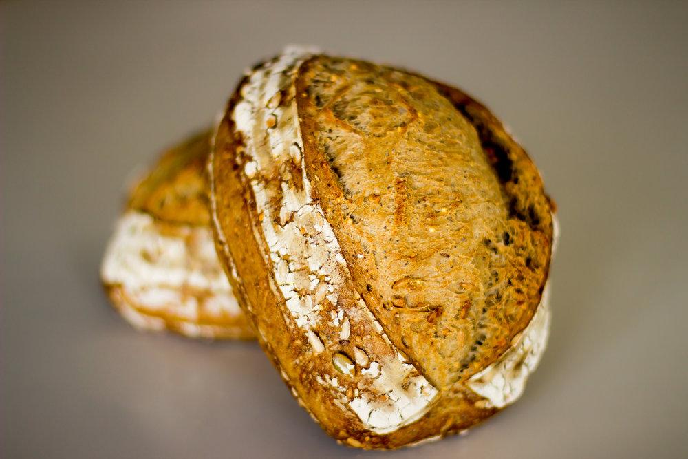 Pan de Cereales - Harina Le Pain Aux Graines