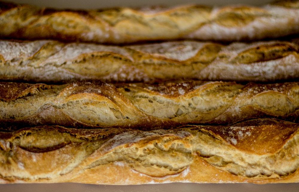 Baguette Francesa - Harina Roncevaux - Saveur Froment