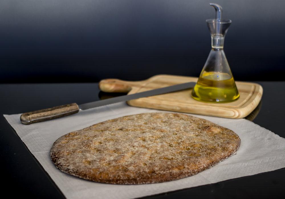 Tortas de Anís y Aceite de Oliva - Con harina de trigo candeal de molino de piedra