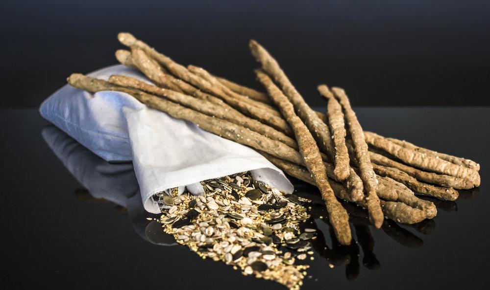 Colines de Cerales - Con trigo, cebada, centeno y 8 semillas diferentes!
