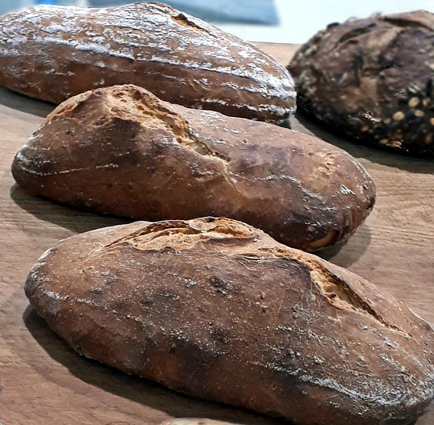 Pan de Espelta - Con Harina de Espelta de Harinera de Tardienta
