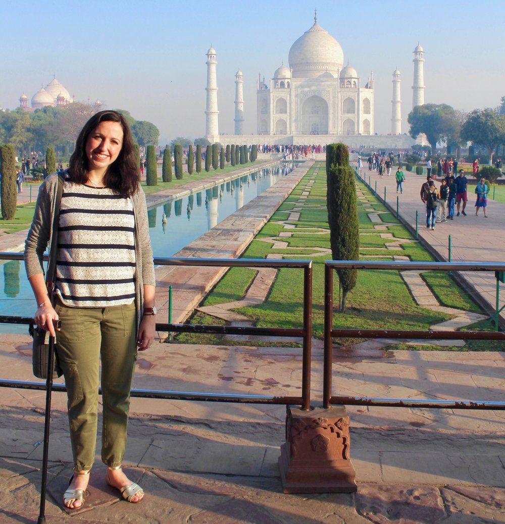 SIX WEEKS BACKPACKING INDIA, SOLO, WITH A STICK
