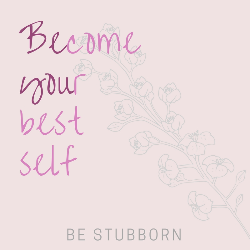 Become You quote | Joanne Becker | Be Stubborn | Coaching | small business, creative coaching, resources, content creator