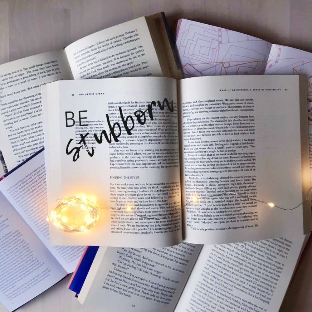 Be Stubborn | Joanne Becker | Be Stubborn | Coaching | small business, creative coaching, resources, content creator