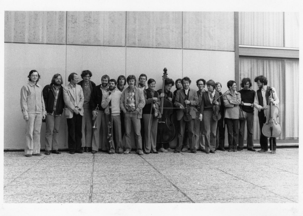 Ensemble Intercontemporain, Paris 1979