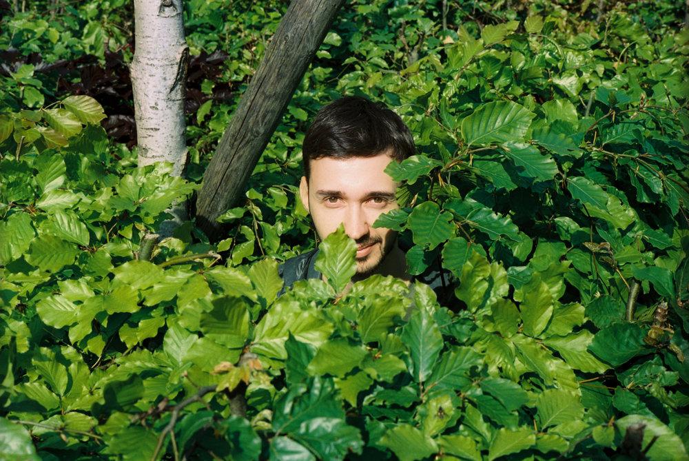 Ilya Fedotov-Fedorov, Portrait © Juan Aguirre Fernández-Bravo
