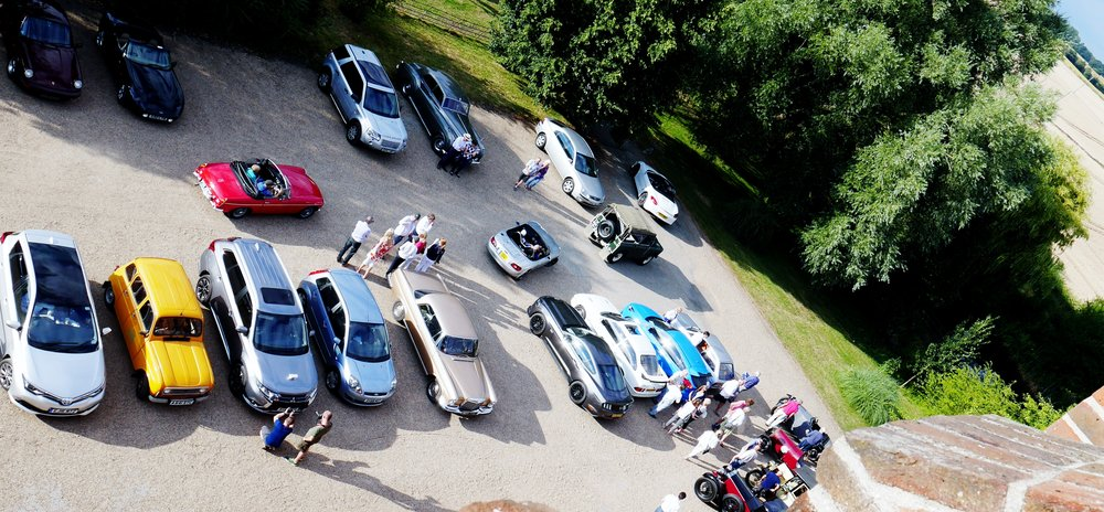 Cars and people from the tower.jpg
