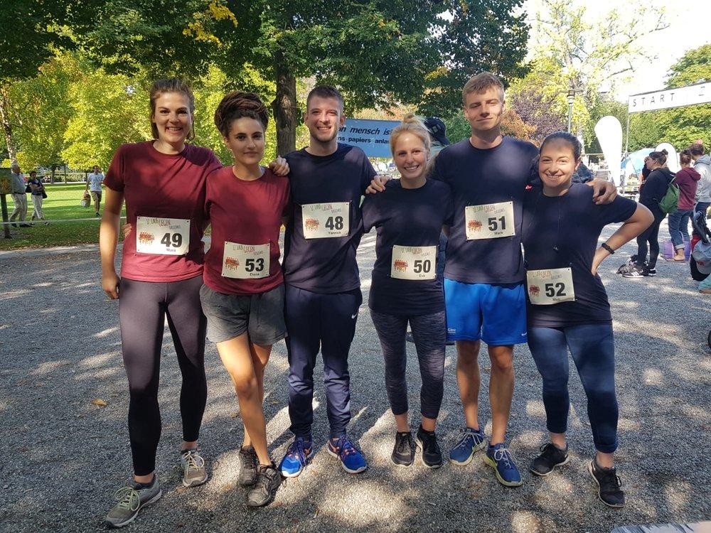 Lauf gegen Rassismus 2018