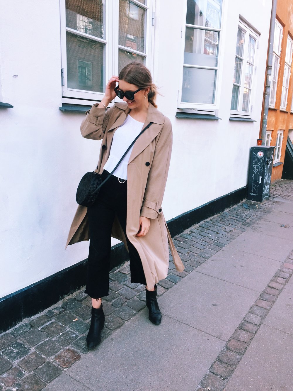 Copenhagen fashion blogger
