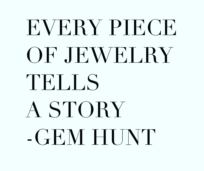 I love this quote! Every time I make a necklace, I put a piece of my heart in to it!