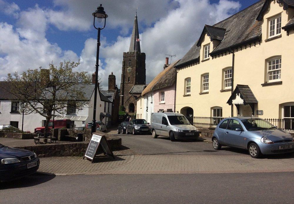Market Square, Hatherleigh