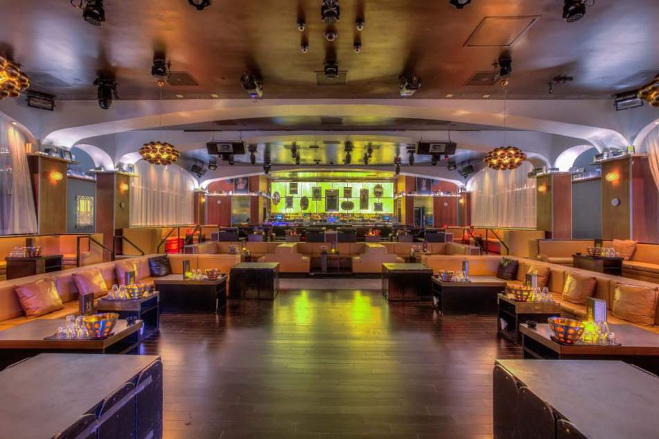HYDE  NIGHTCLUB -